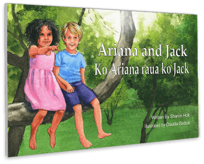 Ariana and Jack - Book Cover